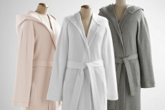 Bathrobe-Showlcollar-Pique-Different-Colors-Single-pile