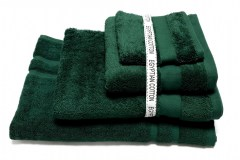 Egyptian-Cotton-Set-Towels-Forest-Green-1