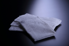 Hand-Towels-Dobby-Single-Pile-White-2