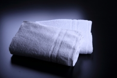 Hand-Towels-Dobby-Single-Pile-White-3