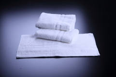 Hand-Towels-Dobby-Single-Pile-White-4