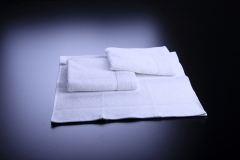 Hand-Towels-Dobby-Single-Pile-White-5