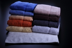 Hand-Towels-Zero-TWIST-Different-Colors-VAT-Jacquard-Design