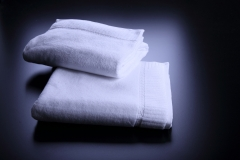 Hand-Towels-Zero-TWIST-White-Jacquard-Design-2
