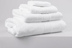 Set-Towels-Luxury-Single-Pile-White-2